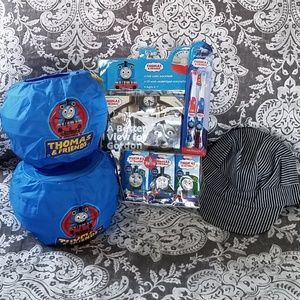 THOMAS THE TANK ENGINE TWIN BUNDLE HAT, BAG